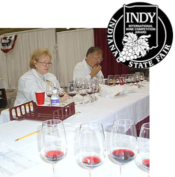 Indy International Wine Competition 2006